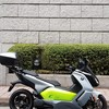 BMW C エボリューション (100%電動バイク)