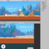 Unity ハマグリが走るゲーム ClamRun