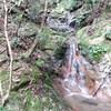 摩耶東谷のハイキング(その2)摩耶東谷中盤