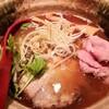新宿でラーメン 焼きあご塩らー麺『たかはし』