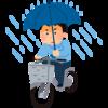 【UBER EATS】雨の日もこれで万全。雨対策グッズ
