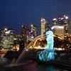 シンガポール2日目②〜ラッフルズホテル、マーライオン、マクスウェルフードセンター〜 世界一周270日目★後編