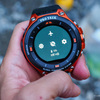 CASIO PROTREK Smart WSD-F20でYAMAP使用時の電池消費が激しくなっている件 → 追記:ファームアップで解決