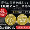 育毛剤BUBUKAの有効成分m034やオウゴンエキスなどの薄毛の改善効果を徹底検証