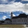 ヴィースの巡礼教会  欧州随一と言われる美しい装飾に目も心も奪われる ここは天国?