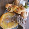 ●浦和区「エトアール」のパンたち