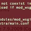CentOS7.9にアップデートしたらwsgiで躓いたので備忘録 備忘録ブログは役に立つ!