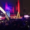 クリスマスイベントCavalcade of Lightsに行ってみた