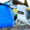 電池式の高圧洗浄機ってどうなん? 【EENOUR XYQX-300E 充電式高圧洗浄機】