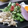 海老芋の千切り炒め