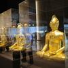 巨大な岩の美術館が現れた サクラタウン角川武蔵野ミュージアム