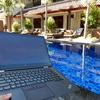 ThinkPad X1 Yogaでホテルの弱いwifi接続を乗り越える