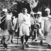 「非暴力主義」がインドを独立させたのか