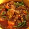 ✴︎1品完結の魚介と野菜のトマトベースのチャウダー、骨抜き鯖のスパイス焼き(覚書き)