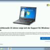 Microsoft、Window 7に向けて「サポート終了」の通知を開始