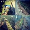 【出】1/17㊍ 水路清掃。