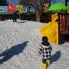 軽井沢おもちゃ王国での雪遊びを強めにレビュー