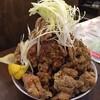 Big Canvas PhotoShareのプチオフ会で「若鶏の唐揚げ バカ盛り」食べてきた
