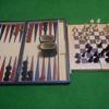 バックギャモンVSチェス ボードゲーム異種対決