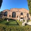 ディオクレティアヌス浴場の跡地