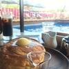 福岡 海の中道 いちばんふわふわしっとりかも!なパンケーキ