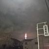 今日もまた・・・京都タワーみて帰ります・・・みなさんお疲れ様!!
