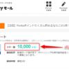スマホ版ドットマネーでヤマダLABI ANAマイレージカード(12000ポイント)を発行してみました