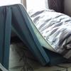 私、布団は干しません!山型置きと除湿機でカビ予防!
