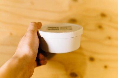 【無印良品のPP丸型弁当箱】職場での朝食用にぴったりサイズのお弁当箱を買った
