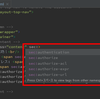 Spring Boot 2.0.x の Web アプリを 2.1.x へバージョンアップする ( その6 )( Thymeleaf テンプレートの html タグの属性を変更し、メトリックスのタグの定義場所を変更する )