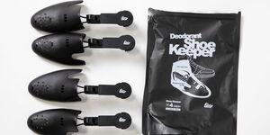 スニーカーの型崩れ防止に!KicksWrap Deodorant Shoe Keeper