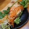 塩豚と香草のサンド@沢村