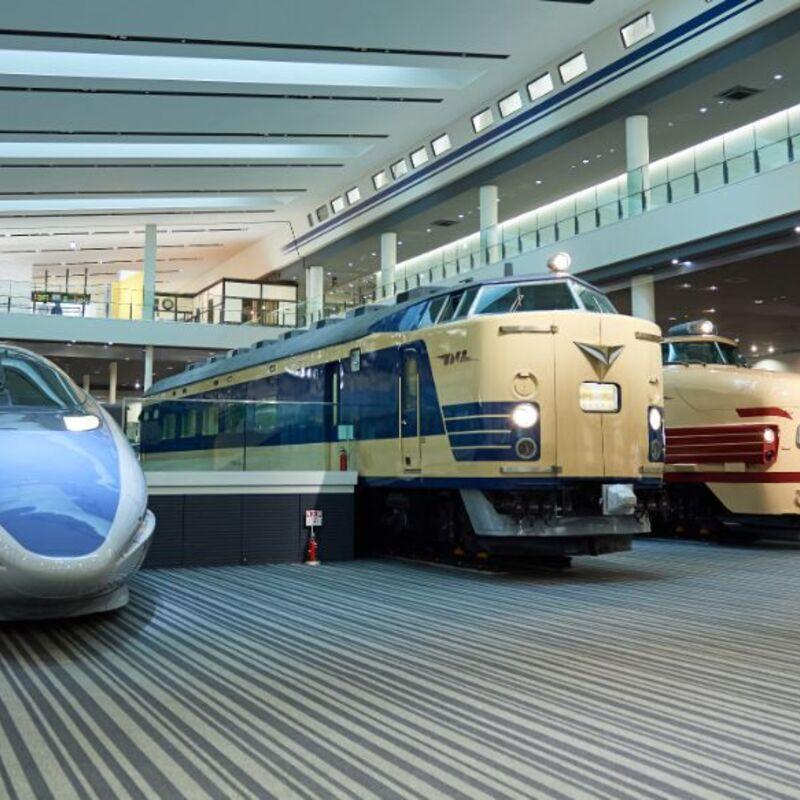 【2021】日本最多の実物車両53両が圧巻!京都鉄道博物館
