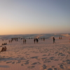 ブラジルの夕陽