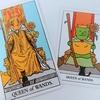 ☆タロットカードの『ワンド女王』を解説します!!☆あかりかタロット☆