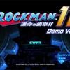 【Switch】『ロックマン11』体験版やってみた感想