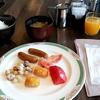 コートヤードマリオット新大阪の無料朝食は種類豊富でめちゃうまい!|マリオットチタンエリート