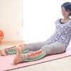 妊娠中の足のむくみ解消簡単セルフケアストレッチ②