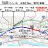 新潟県 国道17号 六日町バイパスが部分開通