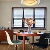 <家具>カイ・クリスチャンセンの北欧エクステンションダイニングテーブル