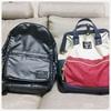 マザーズバッグ改め、パパバッグを作りました。