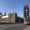 ロンドン市内を乗り継ぎ時間の間にさくっと観光。