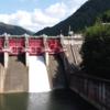 愛知県豊田市にある矢作第二ダム