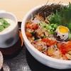 ランチ日記 #97 日本橋 久治の海鮮まかない丼