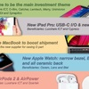 イベント直前のApple製品予測レポート。iPhone 9の発売遅延? iPad ProにUSB-C?