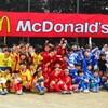 千代田ライガーSCマクドナルド・キッズサッカー2012(2年生)2012/03/20