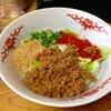 【今週のラーメン1535】 自家製麺 てんか (神奈川・鶴見) 汁なし担々・小+サントリー金麦350ml