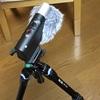 バレエレッスンの録画に使用しているビデオカメラ SONY HDR-MV1