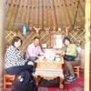 モンゴル旅行2日目 ランチと遊牧民のお宅訪問 そして本日のツーリストキャンプ(ゲル)