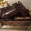 ベルアメールの濃厚なチョコレートのクリスマスケーキ・リュクスアメール